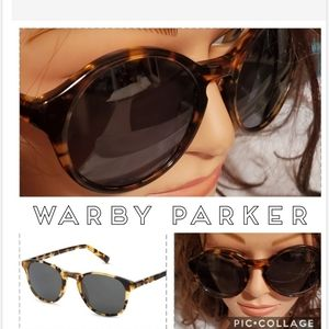 Warby Parker Quimby sunglasses